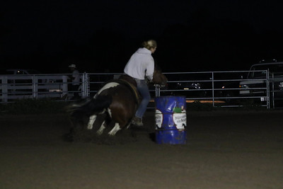 8-15-18 HAG Barrel Racing Series 3-8936