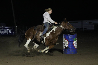 8-15-18 HAG Barrel Racing Series 3-8917