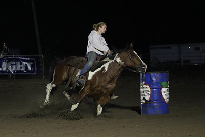 8-15-18 HAG Barrel Racing Series 3-8916