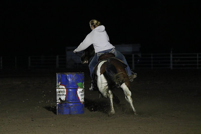 8-15-18 HAG Barrel Racing Series 3-8922