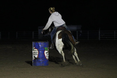 8-15-18 HAG Barrel Racing Series 3-8923