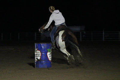 8-15-18 HAG Barrel Racing Series 3-8924