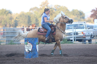 8-15-18 HAG Barrel Racing Series 3-7365