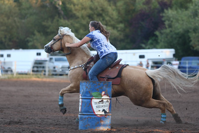 8-15-18 HAG Barrel Racing Series 3-7339