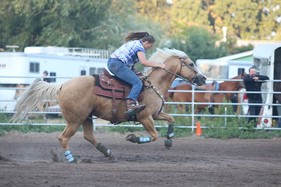8-15-18 HAG Barrel Racing Series 3-7374