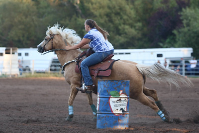 8-15-18 HAG Barrel Racing Series 3-7340