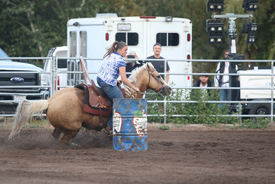 8-15-18 HAG Barrel Racing Series 3-7344