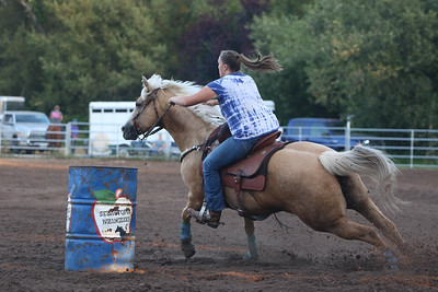 8-15-18 HAG Barrel Racing Series 3-7338