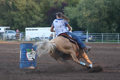 8-15-18 HAG Barrel Racing Series 3-7336