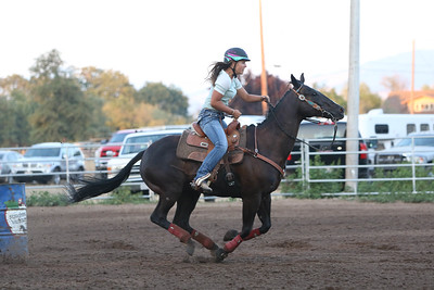 8-15-18 HAG Barrel Racing Series 3-7697