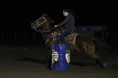8-15-18 HAG Barrel Racing Series 3-8875