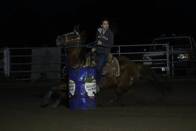 8-15-18 HAG Barrel Racing Series 3-8888