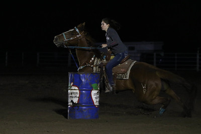 8-15-18 HAG Barrel Racing Series 3-8874
