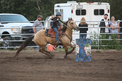 8-15-18 HAG Barrel Racing Series 3-8098