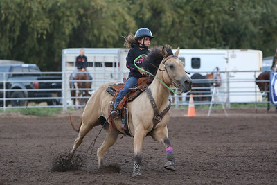8-15-18 HAG Barrel Racing Series 3-8109