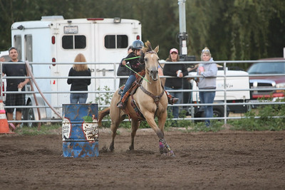 8-15-18 HAG Barrel Racing Series 3-8101