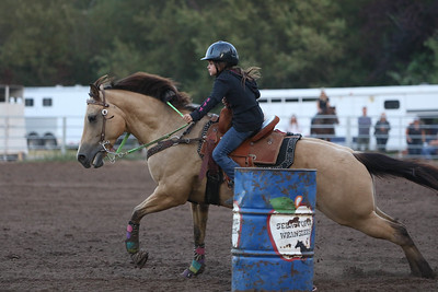 8-15-18 HAG Barrel Racing Series 3-8119