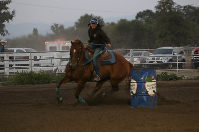 8-15-18 HAG Barrel Racing Series 3-8572