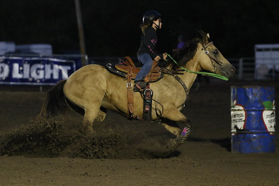 8-15-18 HAG Barrel Racing Series 3-8718