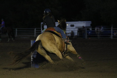 8-15-18 HAG Barrel Racing Series 3-8720