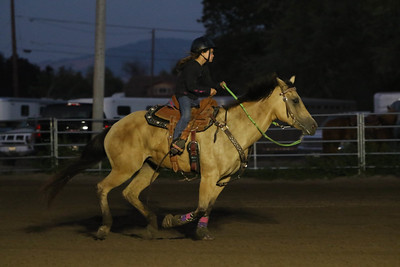 8-15-18 HAG Barrel Racing Series 3-8742