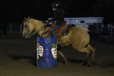 8-15-18 HAG Barrel Racing Series 3-8723