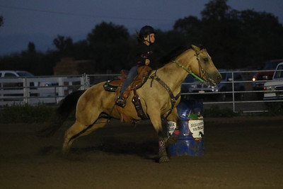 8-15-18 HAG Barrel Racing Series 3-8738