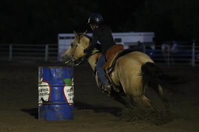 8-15-18 HAG Barrel Racing Series 3-8722