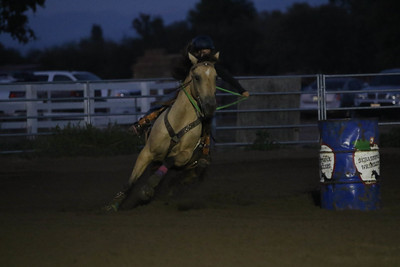 8-15-18 HAG Barrel Racing Series 3-8736