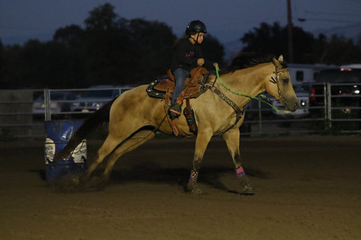 8-15-18 HAG Barrel Racing Series 3-8740
