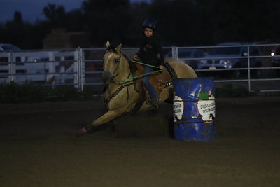 8-15-18 HAG Barrel Racing Series 3-8735