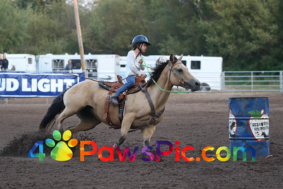 8-22-18 HAG Barrel Racing series4-0312