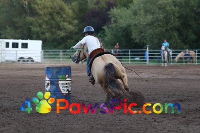 8-22-18 HAG Barrel Racing series4-0318
