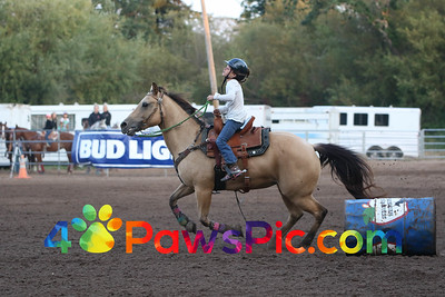 8-22-18 HAG Barrel Racing series4-0324