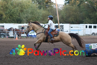 8-22-18 HAG Barrel Racing series4-0325