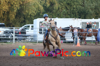 8-22-18 HAG Barrel Racing series4-0307