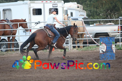 8-22-18 HAG Barrel Racing series4-0551