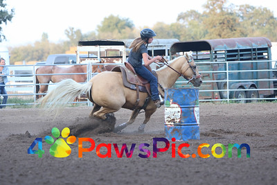 8-22-18 HAG Barrel Racing series4-9884