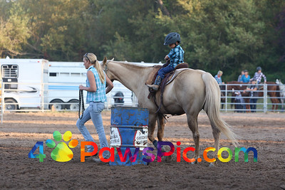 8-22-18 HAG Barrel Racing series4-9534