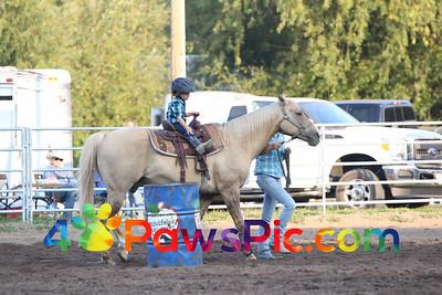 8-22-18 HAG Barrel Racing series4-9524