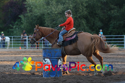 8-22-18 HAG Barrel Racing series4-9310