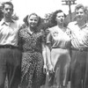 '40's-Jack,Shirley,Jean, & Don