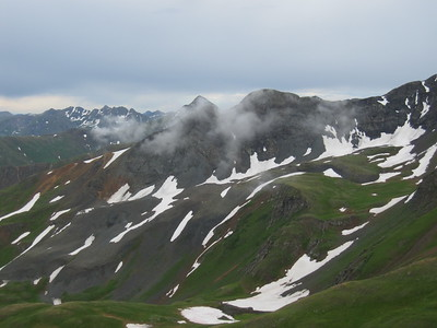 Bonita Peak Summit - 7/18/2017