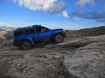 Mineral Basin Ridge (west peak) - 9/12/2017