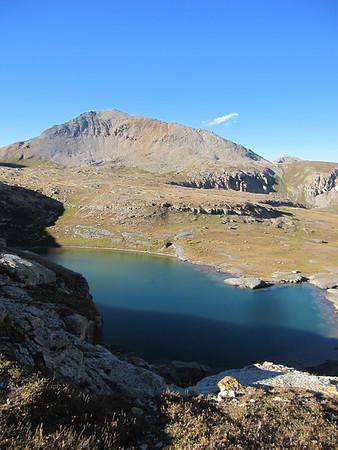 Porphyry Gulch Ridge Summit - 9/18/2017
