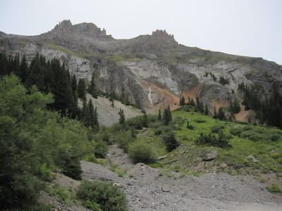 Potosi Peak Recon - 8/20/2017