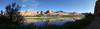 Image taken along the Colorado River after descending down Long Canyon.
