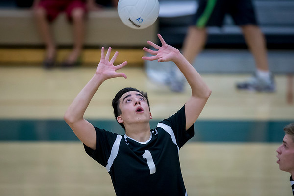 D2 Semis: Boys Volleyball: Seton Catholic vs. Horizon Honors