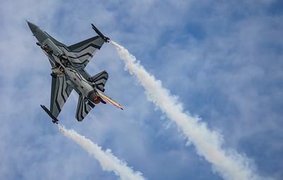 Belgian Air Component, F-16 Fighting Falcon, F-16AM, FA-123, Lockheed Martin, RIAT2016, Viper (25.4Mp)