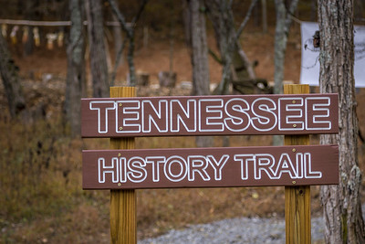 4th Annual Tennessee History Trail @ Bledsoe Creek State Park 10/27/17